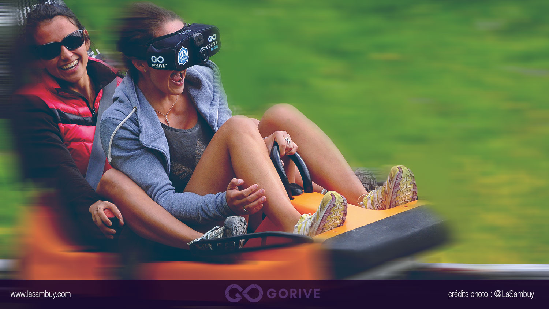 Qu'est-ce que la luge VR ?