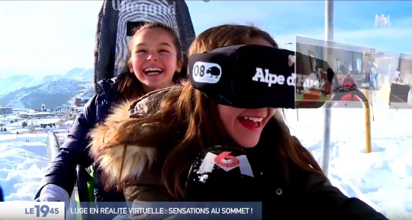 les enfants adorent la réalité virtuelle