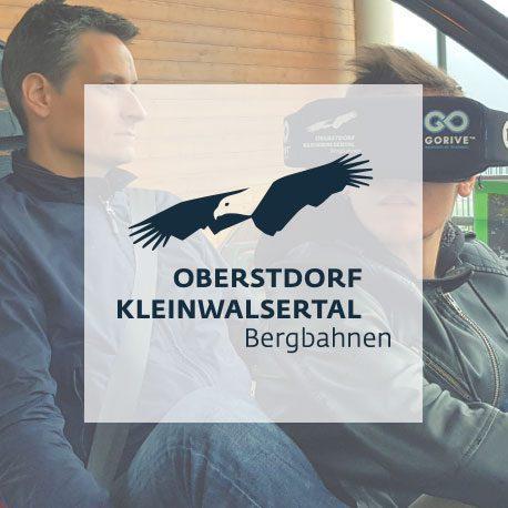 Logo oberstdorf luge VR carré
